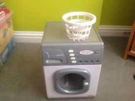 Casdon Play Washing Machine
