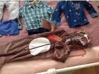 Baby boy clothes bundle all barely used excellent condition 6/12months