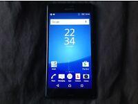 Sony Xperia Z3. £120 Ono
