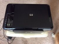 Used HP coloured wireless printer