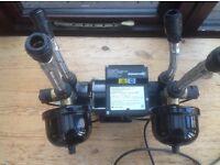 1.8 Stuart and turner showermate universal pump