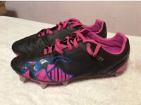Canterbury Rugby Boots Size 9.5