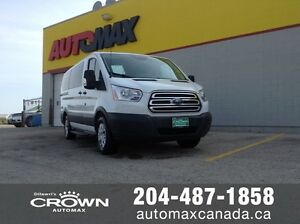 2015 Ford Transit *8 Passanger/Side Step/AC* Only $198 B/W