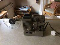 Eumig P8 cine 8mm projector.