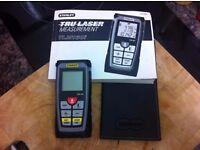 Laser measure 60 metre. Stanley TLM 160i