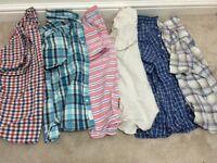 Men second hand clothes