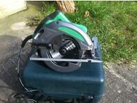 Hitachi Circular Saw 240v