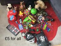 Toy bundle cheap