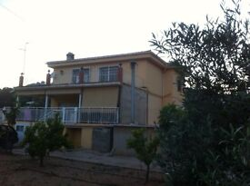 4 Bedrooms Spain Villa with pool and orange trees garden, mountain and beach all in one