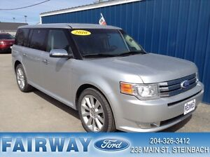 2010 Ford Flex Limited 4D Utility AWD Leather*Moonroof*BIG Price