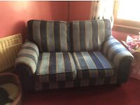 3&2 seater sofas & cuddle chair for sale.