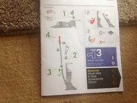 Dyson animal,dc41.with tangle free tool.good condition