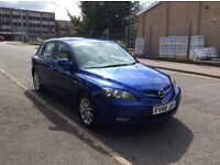 Mazda 3 1.6 petrol automatic very low mileage 55k