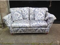 Excellent large 2 seater sofa