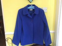 Ladies jacket, immaculate condition