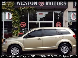 2011 Dodge Journey *BLUETOOTH *FULLY EQUIPPED *NEW MICHELIN TIRE