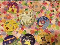USED Beatrix Potter Audio Books (23) +7 other children audio books
