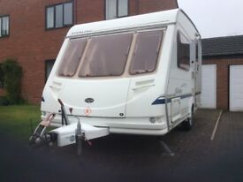 Sterling Europa 390 Caravan 2004. To include all equipment just reads you to go.
