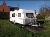Hymer Nova 570 3 berth Tourer 2006, Good condition lots of extras