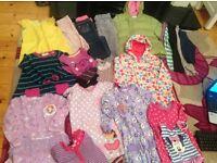 Girls 3-4 year clothing bundle