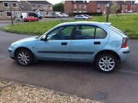 2001 Rover 25 Is Td 1994cc 5dr