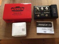 Vox StomplabIIg guitar effects processor