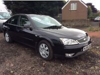 2006 FORD MONDEO TDCI *HIGH SPEC* SAT NAV YEARS MOT GREAT CONDITION MUST BE SEEN FULLY SERVICED!!!!!
