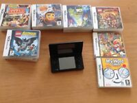 Nintendo DS I and lots of games