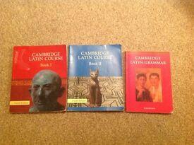 GCSE Latin course books (Cambridge)