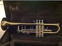 Trumpet Bach Stradivarius