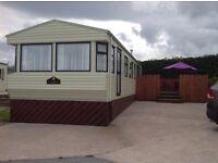 Willerby Westmorland (37x12) 3 bedroom caravan in Kesh