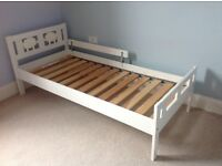 IKEA child's bed in very good condition.
