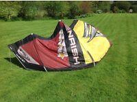 12m Naish Helix kite surfing kite