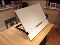 Drawing board, A1 size, table top