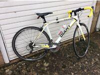 Giant composite 2 racing bike