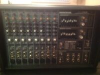 Mackie PPM1008 mixer amp 2 x 800 watt