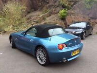 BMW Z4 SE Roadster - fantastic condition with low mileage and fsh