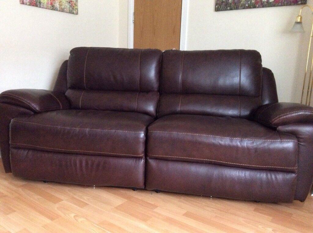 Pleasant Oak Furniture Land Sofa And Chair In Kirkcaldy Fife Gumtree Inzonedesignstudio Interior Chair Design Inzonedesignstudiocom