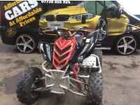 Raptor 700 with big bore kit 2005 rd legal