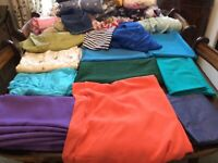 Bag of assorted fabric