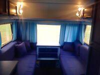 Abbey Lincoln GT TWO BERTH CARAVAN RESTYLED INERIOR NOT VINTAGE NOT RETRO
