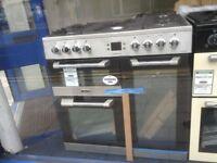 Leisure cusinemaster 90cm range cooker. RRP £945. New/graded 12 month Gtee