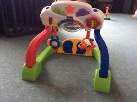 Baby floor toy