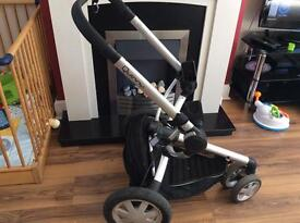 Quinny Buzz Chassis Travel System Maxi Cosi Car Seat Adaptors Bag will post!.