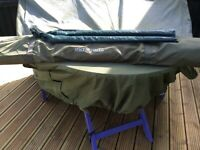 Fishing shelter/brolly