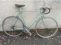 Vintage Raleigh Rapide Men's Racing Bike