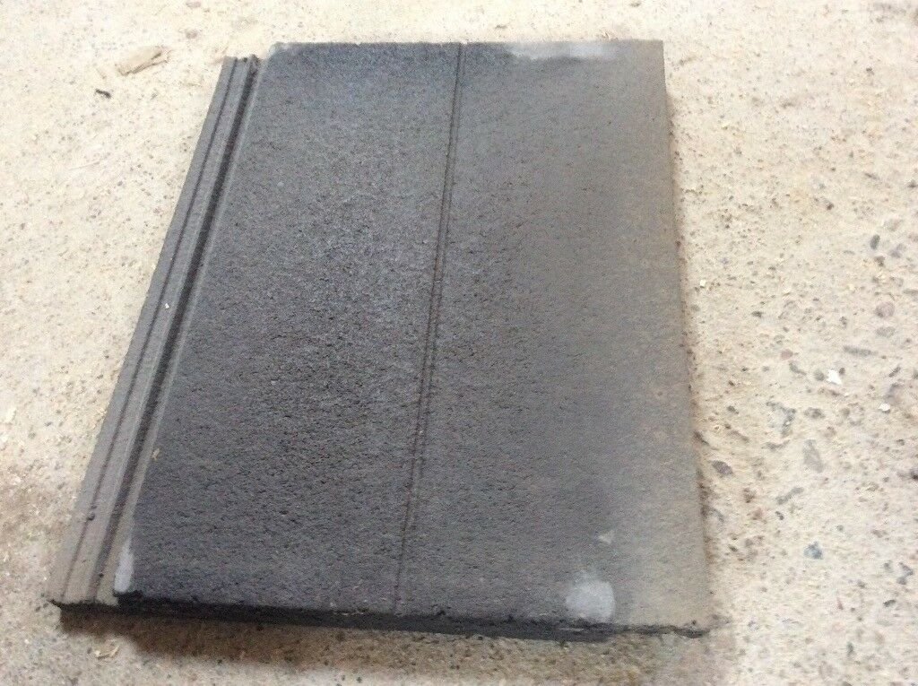 100 Marley modern roof tiles 300 x 430 some new some been on a roof but clean