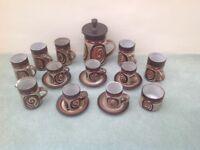 Briglin pottery