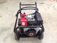 3650 P.s.i. 20 Lpm Interpump Diesel Pressure Washer