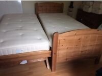 M&S truckle. trundle, guest, hideaway bed, great quality